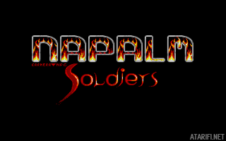 napalm soldiers